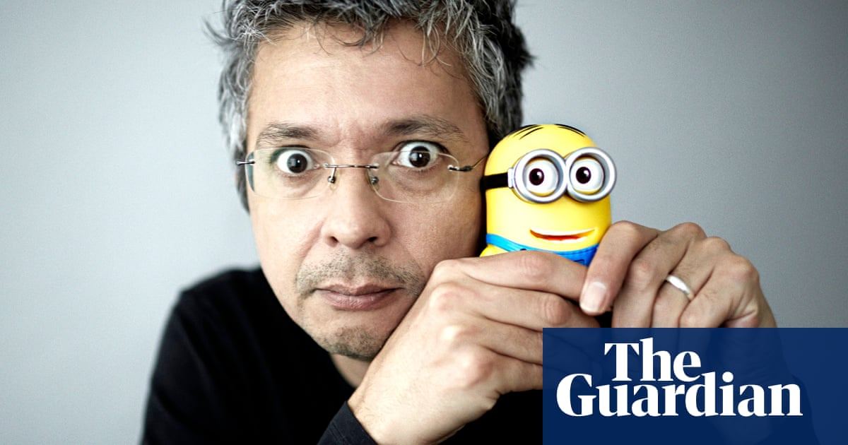 Pierre Coffin: Me and my Minions