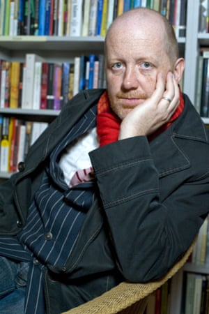 Michael Symmons Roberts. Photograph: Rex Features