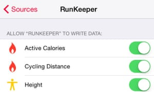 Apple Health Tip