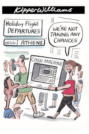 Kipper Williams on the Greece bailout crisis