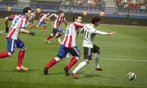 Fifa 16: the eight key new features | Games | The Guardian
