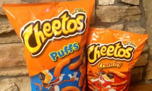 Could the Cheetos of the future be cream-colored?