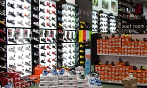 Sports Direct boosted by buy note.
