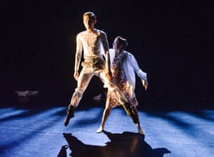 Choreographics by English National Ballet