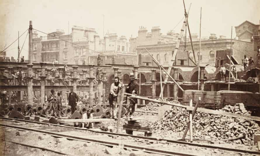 St Pancras station was opened in 1868, providing a London terminus for the Midland Railway.