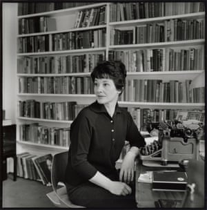 'Attentive to emotional weather': Penelope Mortimer photographed by Ida Kar in 1961.