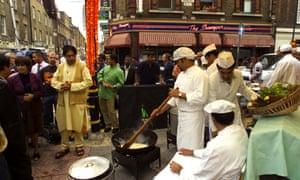 Brick Lane's Banglatown could disappear as part of London's newest wave of changes.