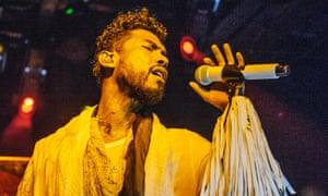 Miguel at Xoyo, London, 18 June 2015