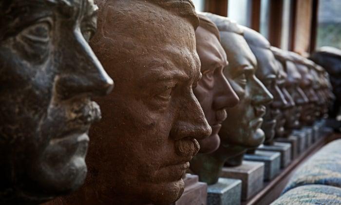 The man who sleeps in Hitler's bed | Alex Preston | World