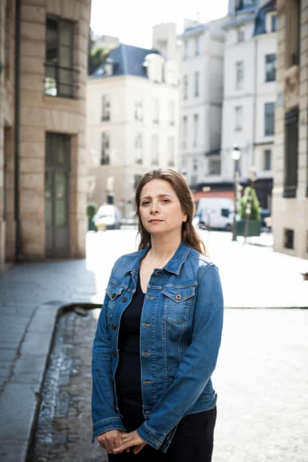 'Paris is beautiful, but it's not the same thing': Samar Yazbek in exile.