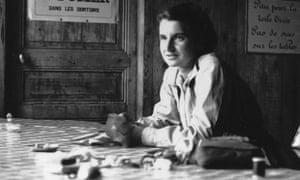 Rosalind Franklin in 1950