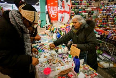 Plans to redevelop Queen's Market, East London, were scrapped after a petition was signed by 12,000 people.