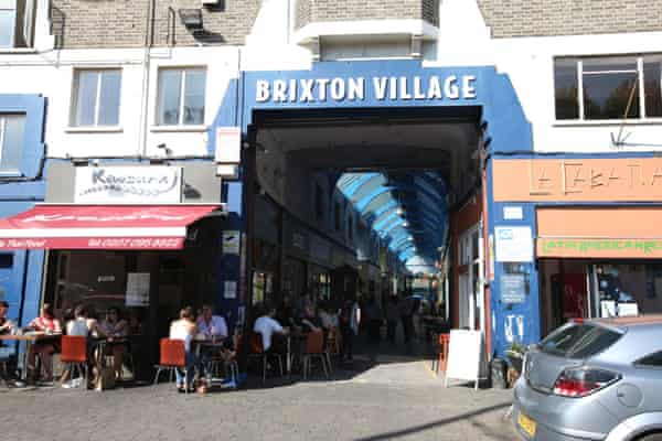 Brixton Village, formerly Granville Arcade.