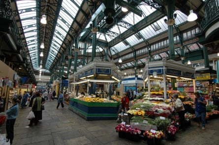 Kirkgate Market was once a 'symbol of civic pride' for the city of Leeds.