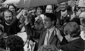 Harvey Milk in 1978.