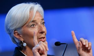 International Monetary Fund (IMF) chief Christine Lagarde has said many times over the last year that Greece should now be in a position to pay off its debts, but IMF staff believe this cannot be said with any certainty, according to a report in June 2013.