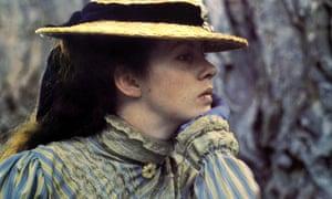 Judy Davis in Gillian Armstrong's 1979 film My Brilliant Career