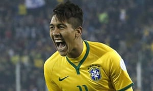 Brazil's Roberto Firmino has agreed a 'long-term contract' with Liverpool.