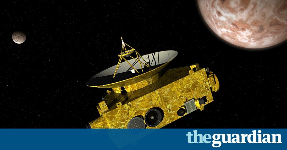 Kerberos Moon Of Plluto: Pluto: Nasa Probe Set For Fly-past Of Frozen 'dwarf Planet