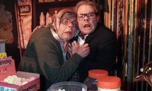 Steve Pemberton, left, and Reece Shearsmith in The League of Gentlemen