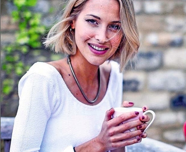 wellness blogger tess ward