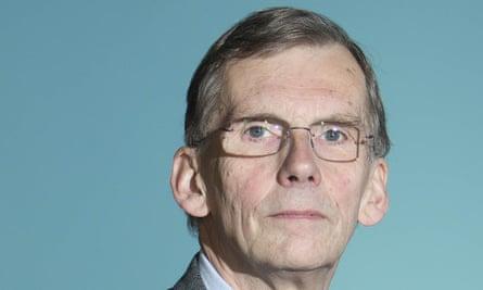 Ex-GCHQ chief Sir David Omand.