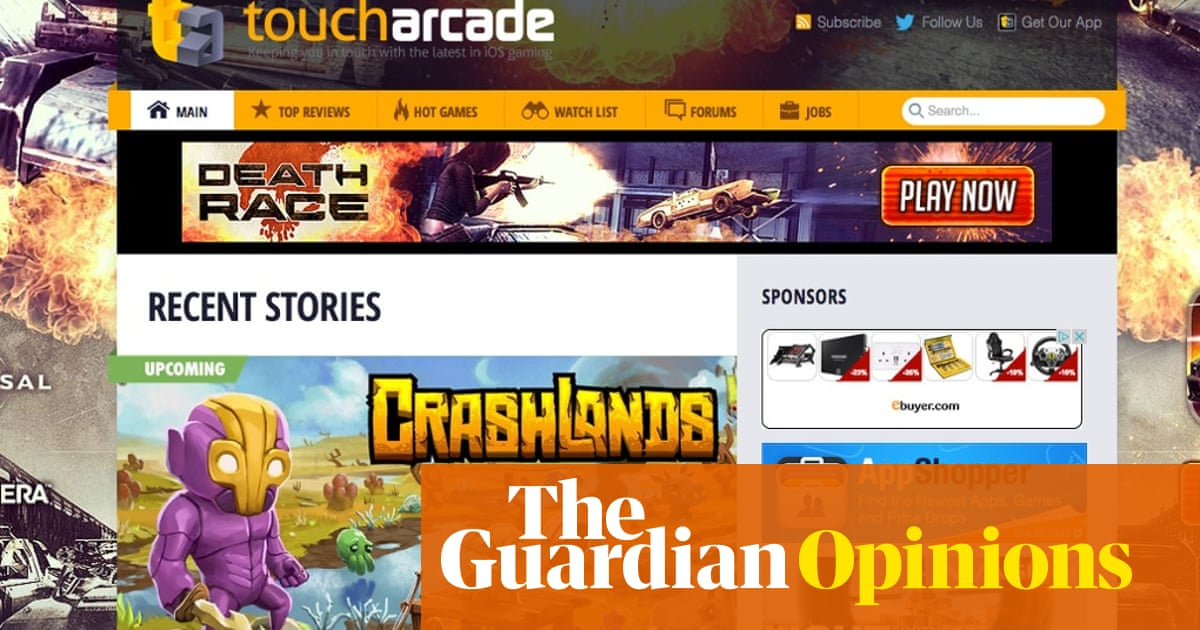 TouchArcade Patreon raises wider issues of online journalism
