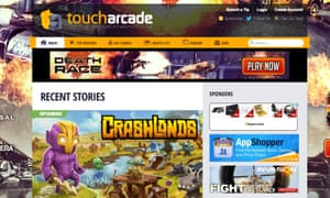 'Traditional advertising revenue has all but completely dried up, and TouchArcade is dying'