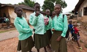 Sierra Leone poised to lift bar on pregnant girls being ...  Sierra Leone po...