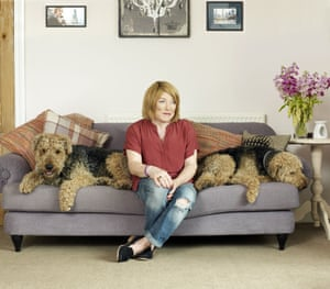 Boxing manager and promoter Kellie Maloney
