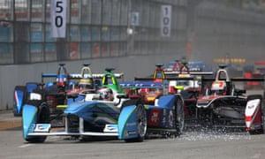 Malaysia Formula E all electric race, Putrajaya, Malaysia - 22 Nov 2014