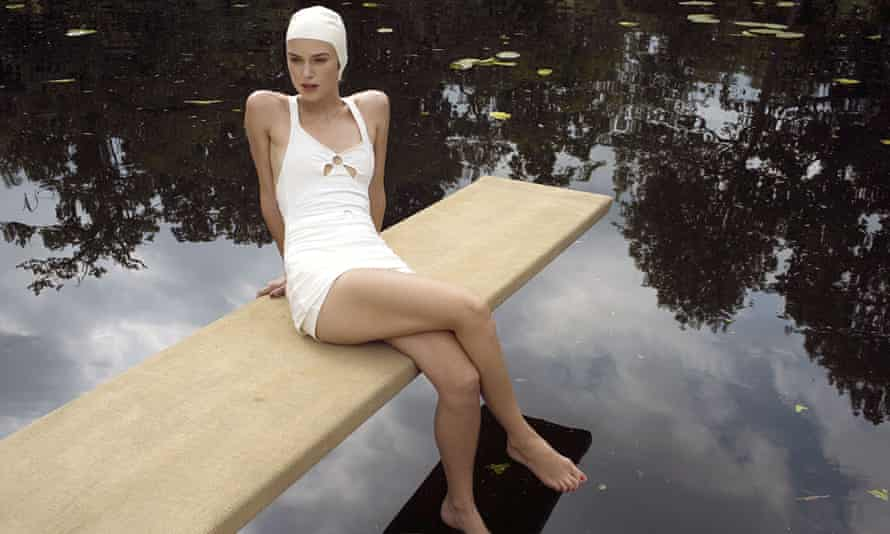 Keira Knightley in the 2007 film of Atonement.