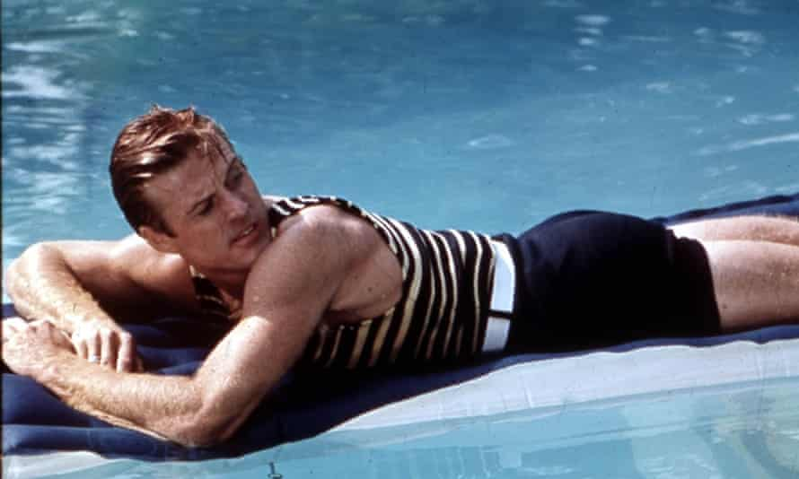 Robert Redford in the 1974 film of The Great Gatsby.
