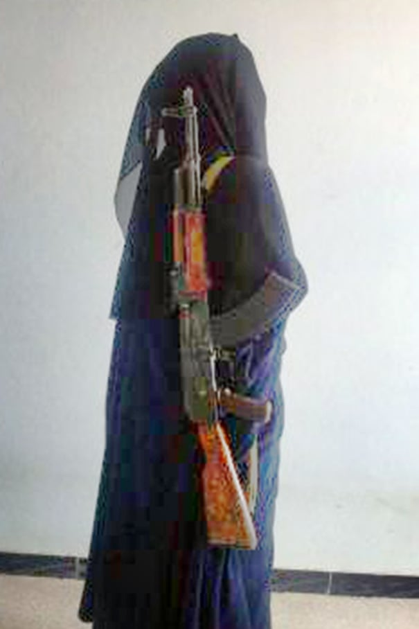 The secret world of Isis brides: 'U dnt hav 2 pay 4 ANYTHING