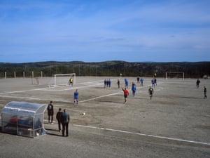 谢尔盖诺维科夫的草根足球系列赛