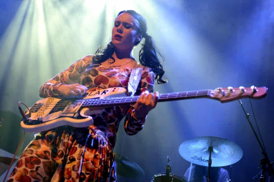 Kate Nash performs in San Francisco in 2013.