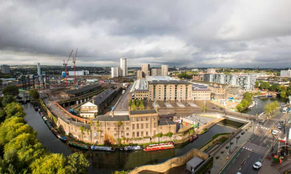 In Kings Cross, development company Argent has been busy transforming 26 hectares of formerly industrial rail-lands into a new urban quarter.