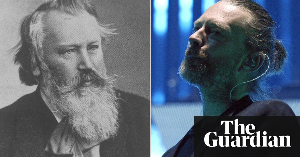 What do you get if you mix brahms with radiohead music the guardian brahms and radioheads thom yorke solutioingenieria Gallery