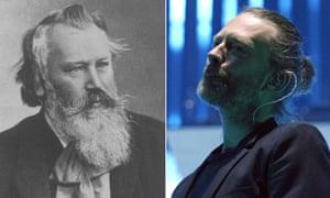 Brahms and Radiohead's Thom Yorke