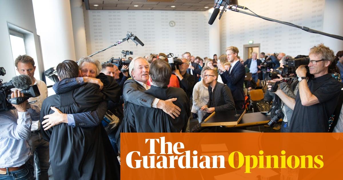 Hague climate change judgement could inspire a global civil movement