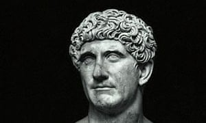 Marc Antony looking grubby in the Vatican Museum. Perhaps time for a laser bath?