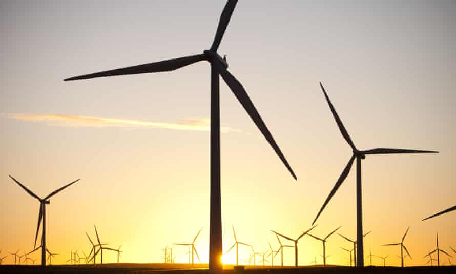 The Green Investment Bank puts funds into wind, biomass and other low-carbon projects.