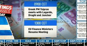 Greek meetings, June 25 2015