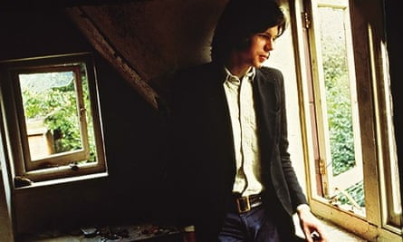 Nick Drake, who committed suicide in 1974