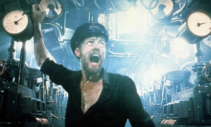 Das reboot ... Wolfgang Petersen's submarine drama set for a new take.