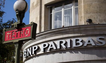 BNP Paribas is one of the three French banks to decline funding to Rampal power plant.