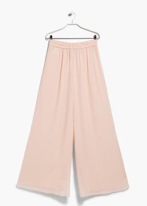 Palazzo trousers, £59.99, mango.com.