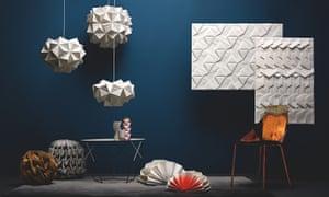 origami homewares