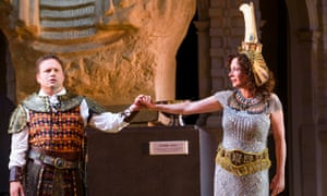 Peter Auty and Heather Shipp in Aida