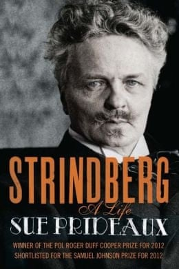 The crisis in non fiction publishing books the guardian sue prideauxs award winning life of strindberg was published by yale fandeluxe Choice Image
